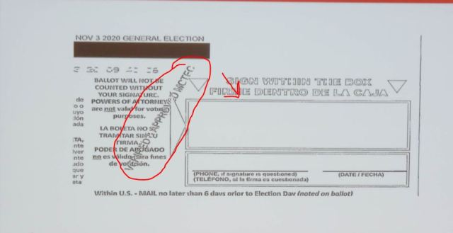 Arizona Election Audit Shows Widespread Voter Fraud 18