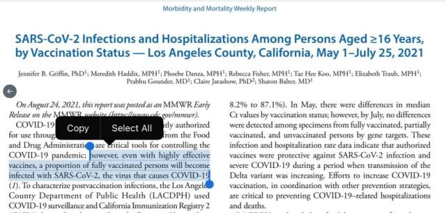 CDC Listing Vaccinated Deaths As Unvaccinated Within 14 Days Of Getting The Jab 3