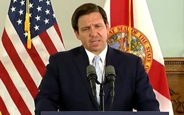 Governor Desantis Needs to Answer for Bill SB 2006 He Signed into Law in May 6