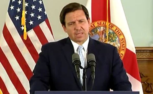 Governor Desantis Needs to Answer for Bill SB 2006 He Signed into Law in May