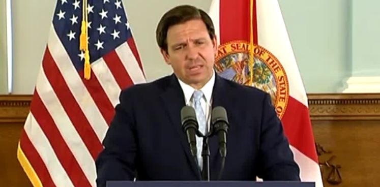 Governor Desantis Needs to Answer for Bill SB 2006 He Signed into Law in May 1