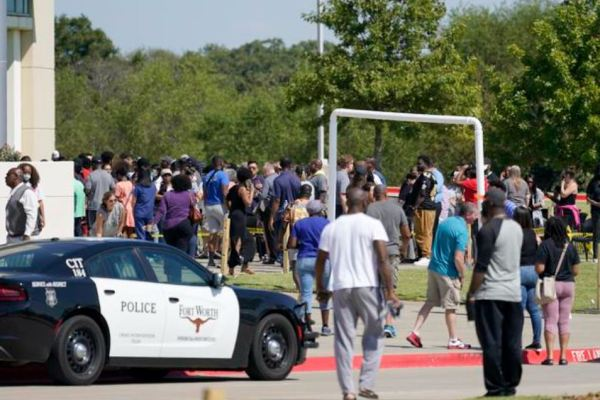 Arlington School Shooter Released From Jail On Bond