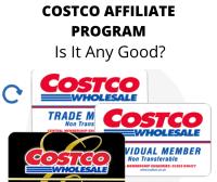 Costco affiliate program