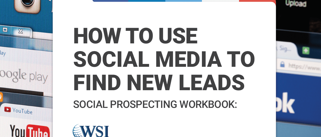 Using social media to get new leads
