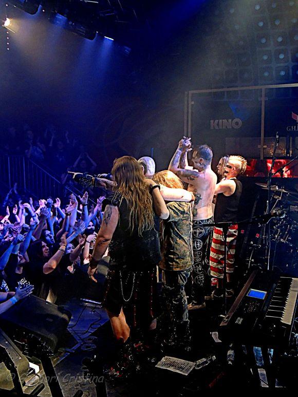 Turmion Kätilöt live in Pori, Finland 16.10.2015