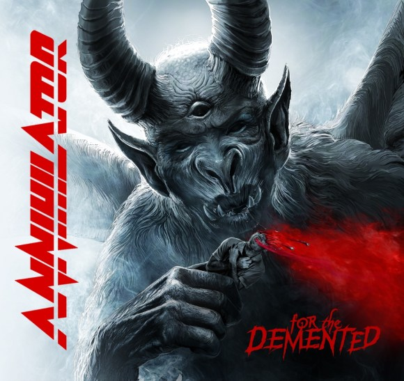 Annihilator – For The Demented