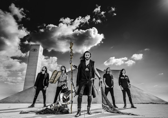 Orphaned Land Interview with Kobi Farhi