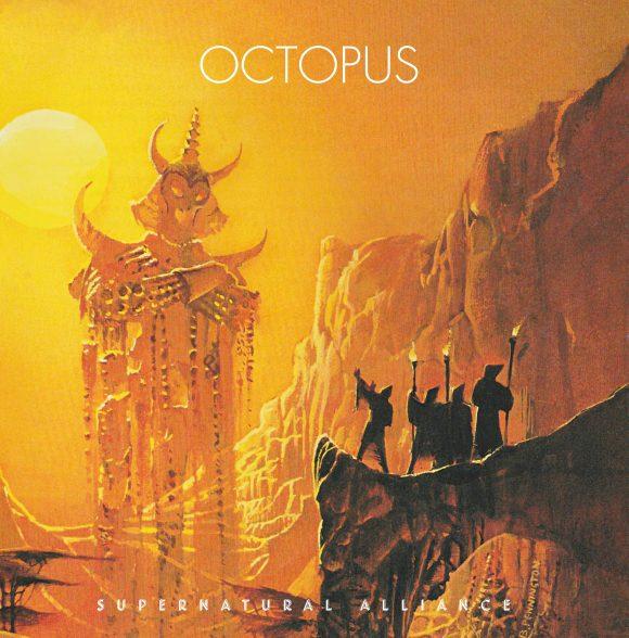 Octopus – Supernatural Alliance