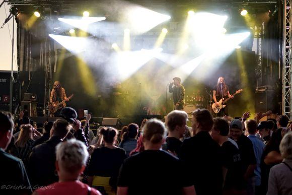 Poristriimi Festival 14-15/08/2020, Pori (Finland)