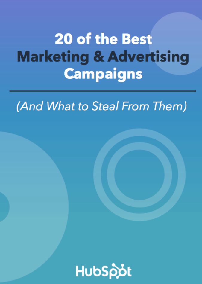 Takeaways from Best Marketing Campaigns