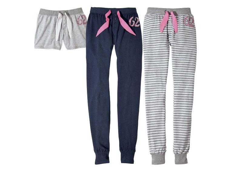 ESMARA LINGERIE Ladies' Pyjama Shorts or Bottoms