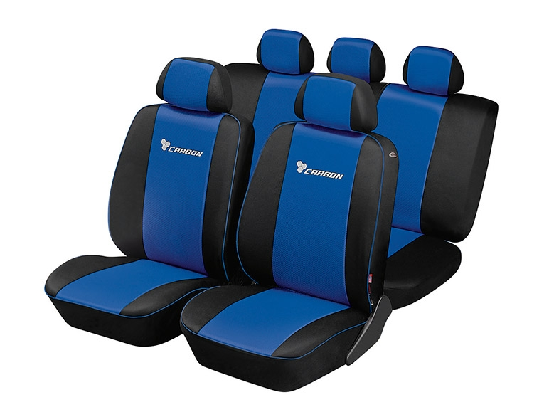 Ultimate Speed Carbon Car Seat Cover Set Lidl