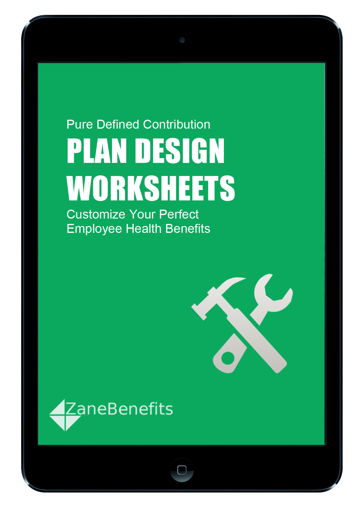 Plan Design Worksheets For Pure Defined Contribution