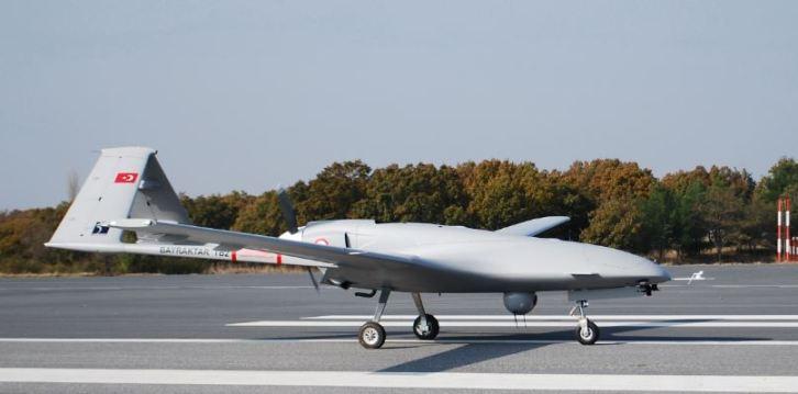 turkish drone bayraktar