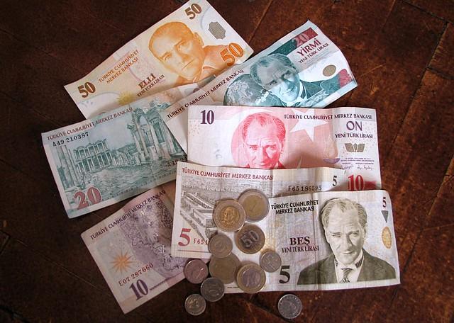 turkish lira tourkiki lira