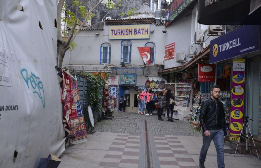 turkish street store turkey