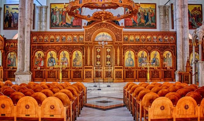 ekklisia church