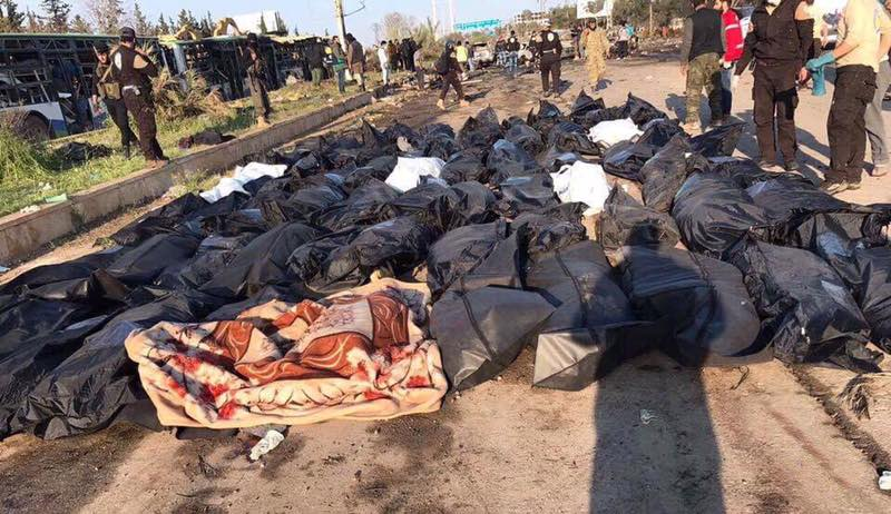"Syria: The sadistic Kafria and Foua massacre by ""moderate rebels"" (w/videos)"