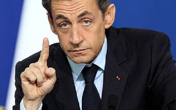 "Nicolas Sarkozy: ""No Way To Let The French Colonies Of Africa Have Their Own Currencies!"""
