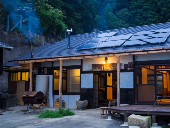 「guesthouse ikkyu」の画像検索結果