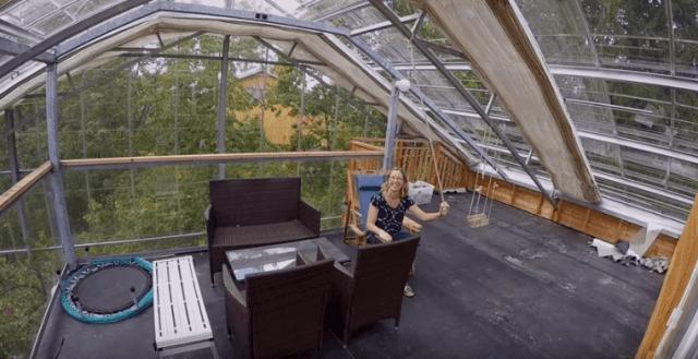 Greenhouse House 8