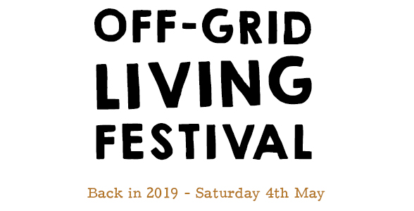 OffGridLivingFestival Back in 2019