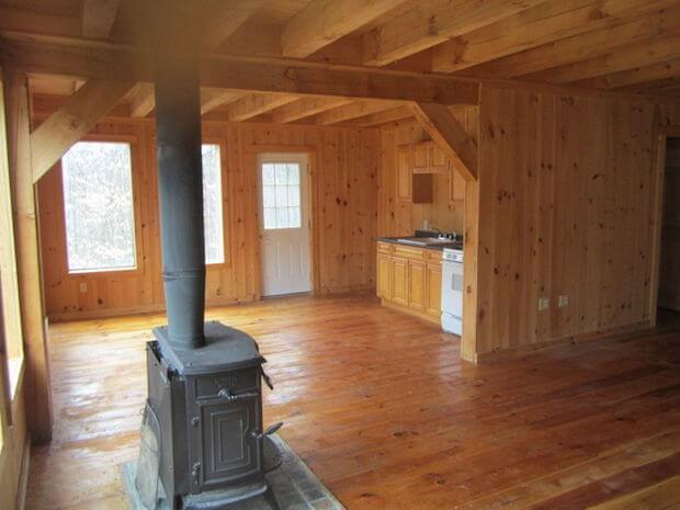Off Grid Cottage On 13 Acres For Only 109000 Off Grid Path