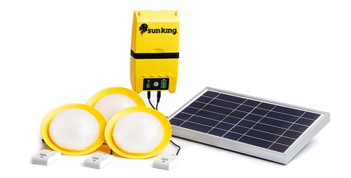 Green Planet SunKing Solar Light