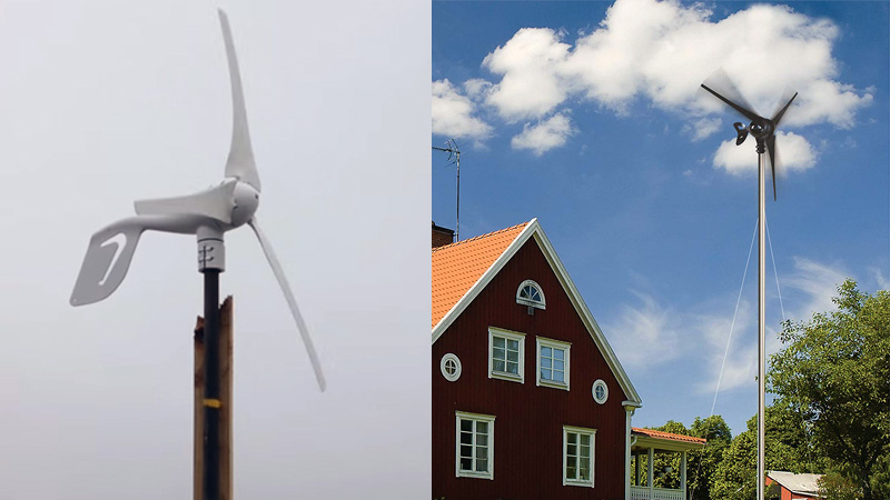 Residential Wind Turbine Kits