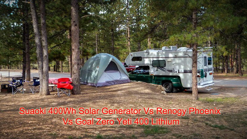 Off-grid Generator Power System Faceoff
