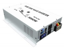 WZRELB 3000-Watt Off-Grid Power Inverter