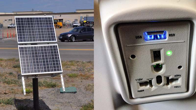 Best Solar AC Power Bank for Off-grid Power