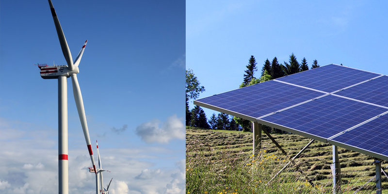 Off-Grid Solar and Wind Power Kits