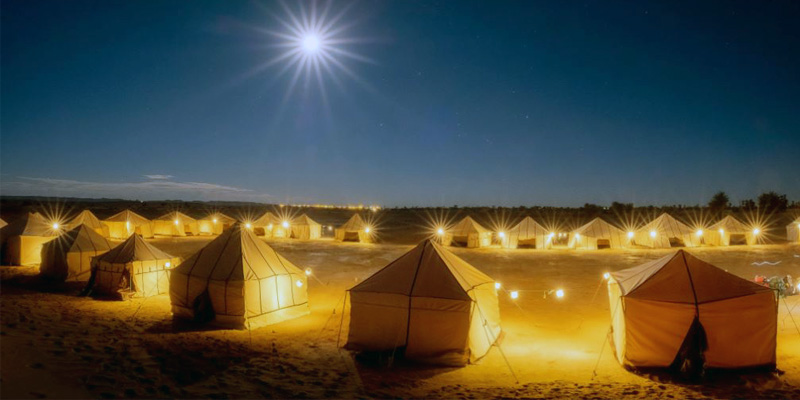 Luci Solar Lights for Camping