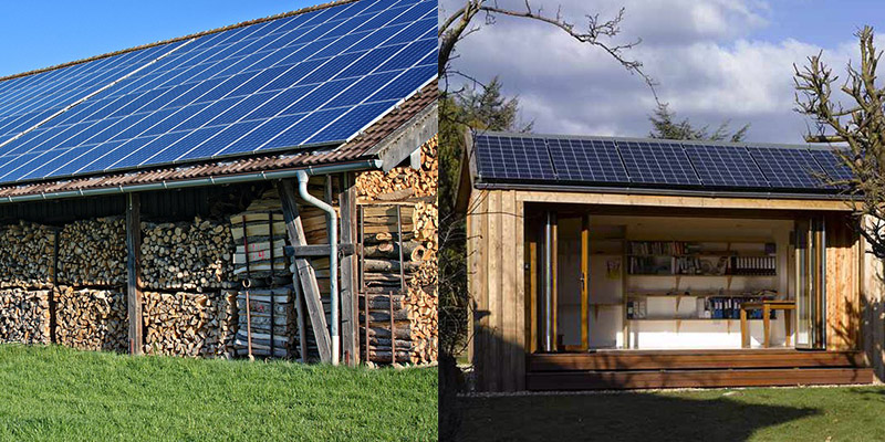 Off-Grid Solar Systems in UK