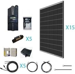 Renogy 4800W Solar Cabin Kit