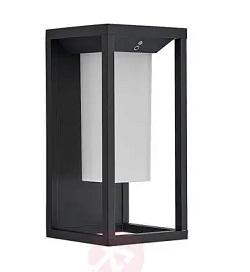 Lucande Eliel LED Solar Wall Light