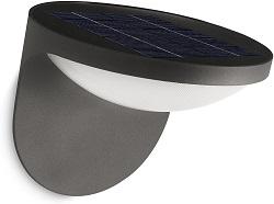 Philips MyGarden Dusk Solar Powered Wall Light
