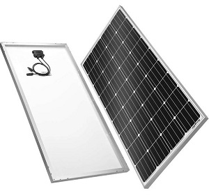 BougeRV 180W 12V Mono Solar Charger
