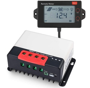 BougeRV 40A MPPT Solar Charger Controller
