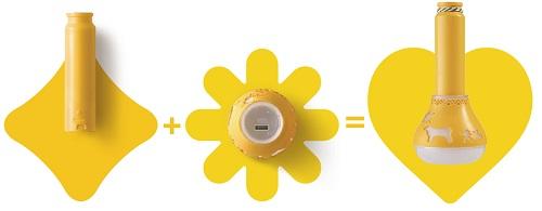 Solar Milk Solar Light