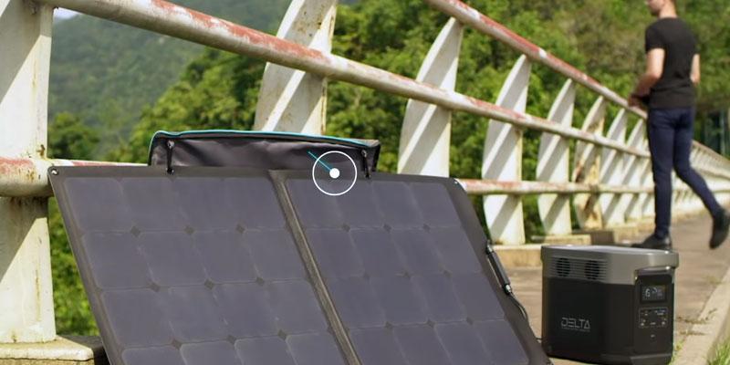 EcoFlow Delta River Solar Power Station