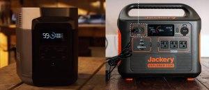 EcoFlow Vs Jackery: EcoFlow Delta Vs Jackery Explorer 1500 Solar Generators
