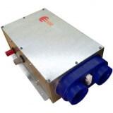 1.2lb high density memory foam mattress with zippered fabric top and vinyl underside