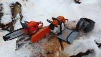 Stihl chainsaw vs Husqvarna