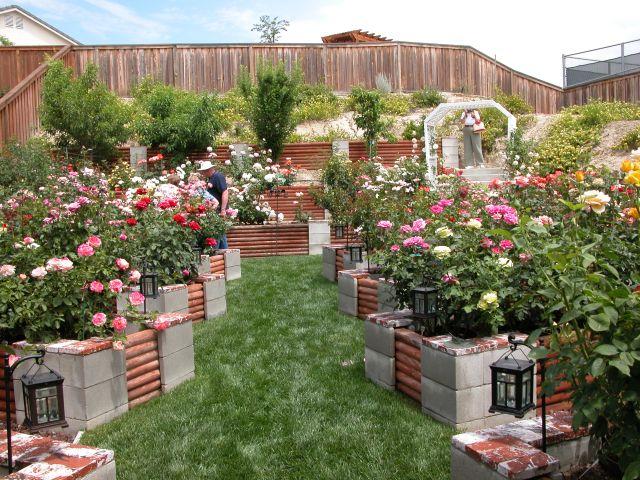 12 Amazing Cinder Block Raised Garden Beds Off Grid World