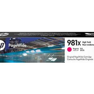 HP L0R10A Tinte Nr. 981X magenta