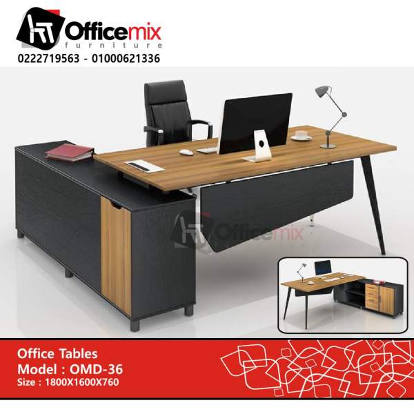 office mix Manager Desk OMD-36