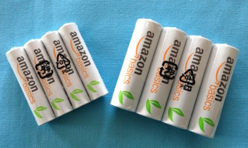 Amazonベーシック ニッケル水素充電池