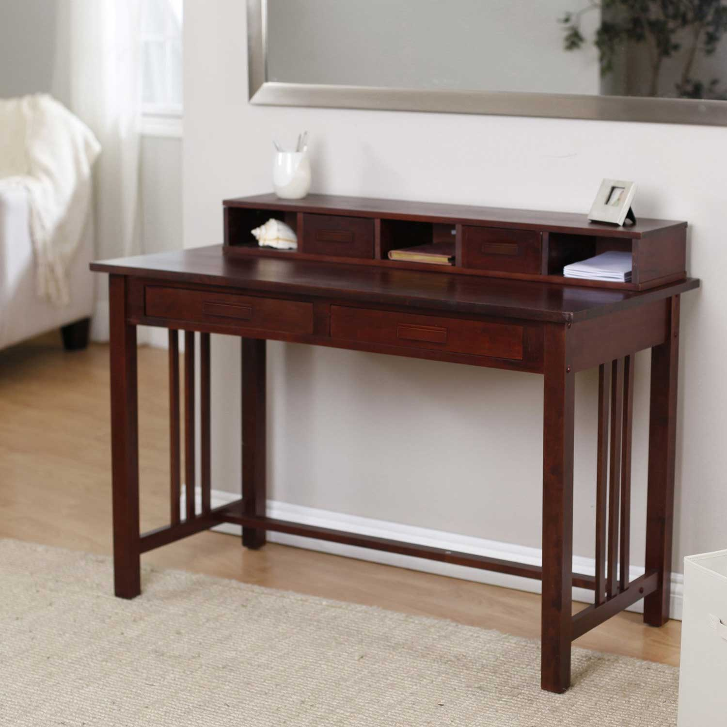 writing table desk plans